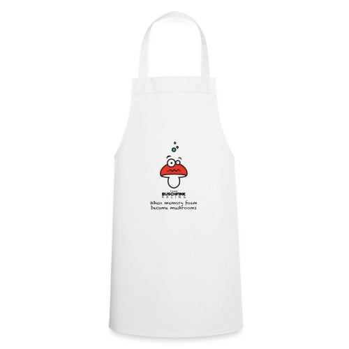 Memory Foam Logo - Cooking Apron