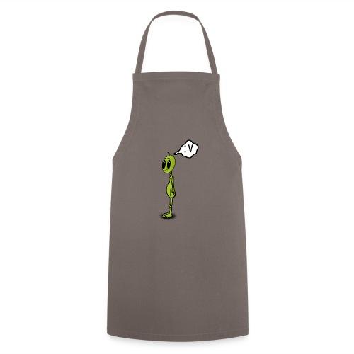 Alien :v - Delantal de cocina