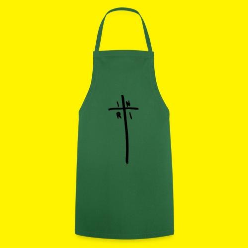 Cross - INRI (Jesus of Nazareth King of Jews) - Cooking Apron