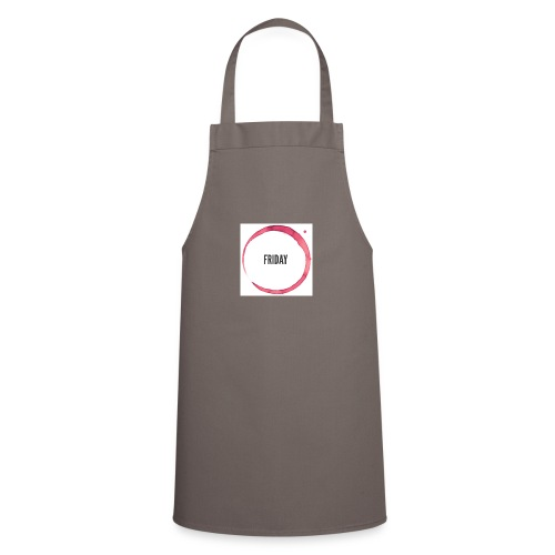 Friday JPG - Cooking Apron