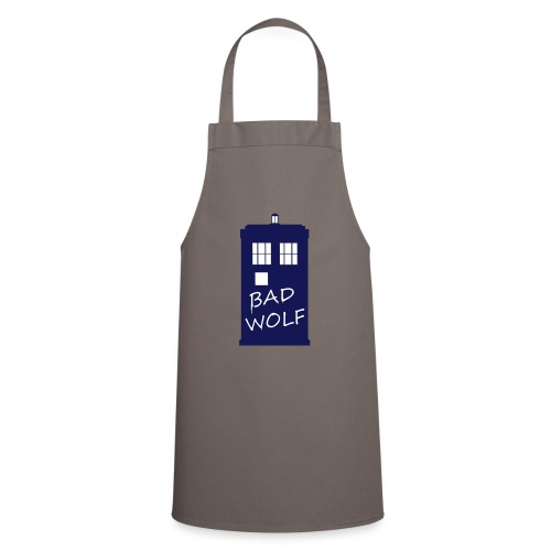 Bad Wolf Tardis - Tablier de cuisine