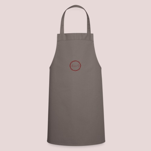 Red Logo - Cooking Apron