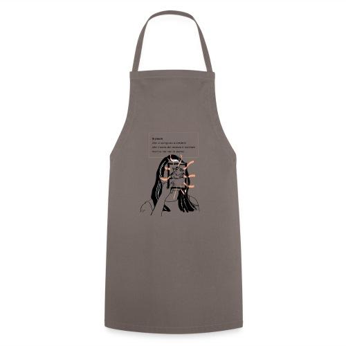 Le paure - Grembiule da cucina