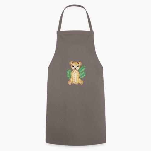 Löwenbaby - Kochschürze