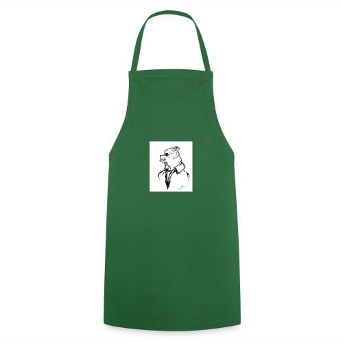 InkedThe Dog style bak LI - Delantal de cocina