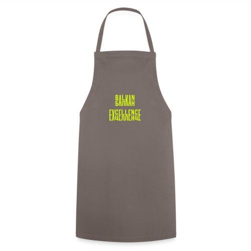 Balkan Excellence vert. - Cooking Apron