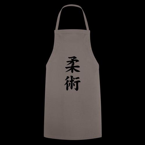 ju jitsu - Fartuch kuchenny