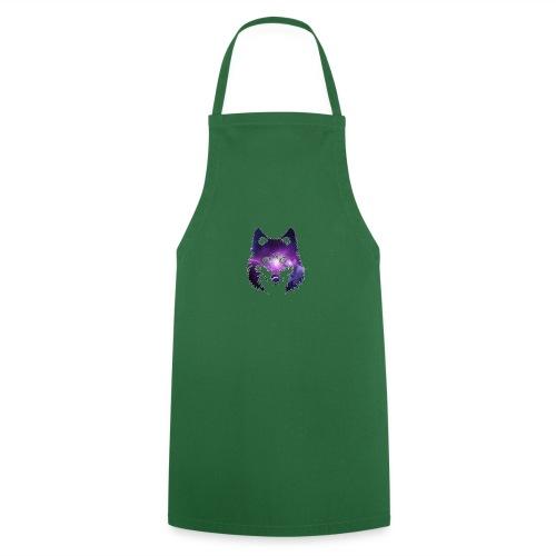 Galaxy wolf - Tablier de cuisine