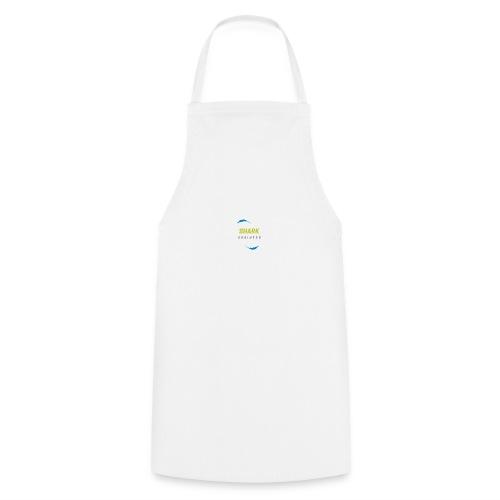 LOGO SHARK BUSINESS - Delantal de cocina
