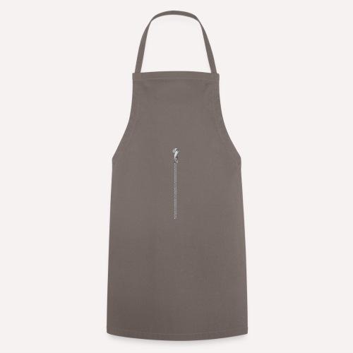 Zipper Funny Surprising T-shirt, Hoodie,Cap Print - Cooking Apron