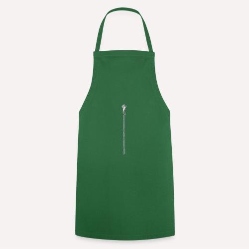 Zipper print - Cooking Apron
