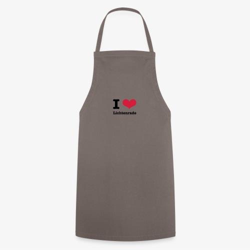 I love Lichtenrade - Kochschürze