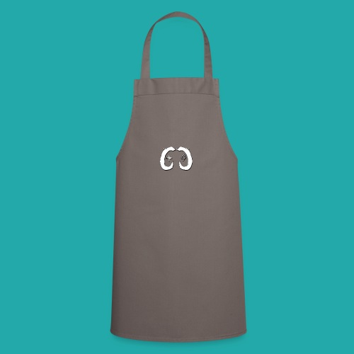 Crowd Control Logo - Cooking Apron