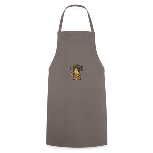 rusty warrior - Kochschürze