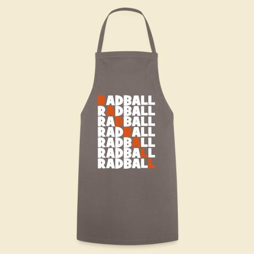 Radball | Diagonal - Kochschürze