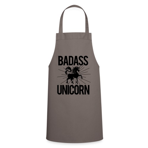Badass Unicorn - Cooking Apron
