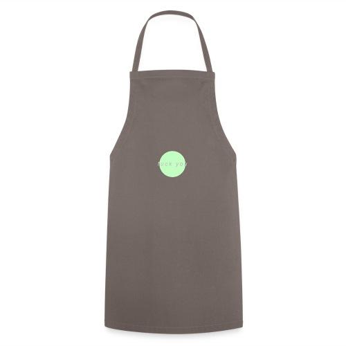 'F*CK YOU' Design - Cooking Apron