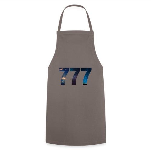 777 un nombre qui apporte chance et spiritualité - Tablier de cuisine
