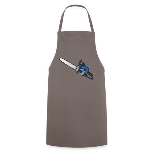 Kettensäge - Kochschürze