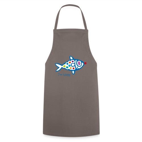 poisson HAppy - Tablier de cuisine