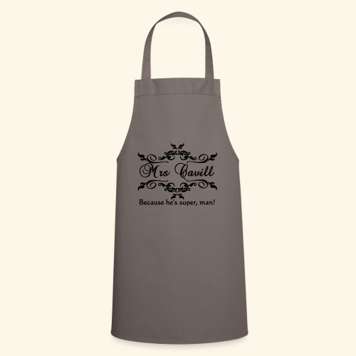Mrs Cavill - Cooking Apron