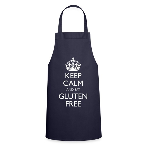 Keep Calm And Eat Gluten Free - Keukenschort