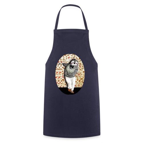 dancing sloth 40s - Grembiule da cucina