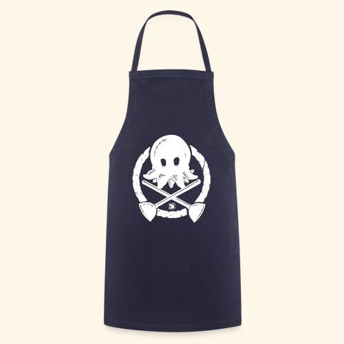molly roger blanc - Tablier de cuisine