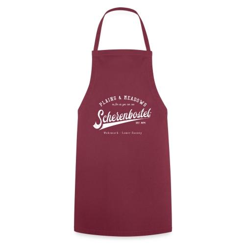 Scherenbostel Retrologo - Kochschürze