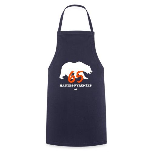 L'ours des Hautes-Pyrénées... - Tablier de cuisine