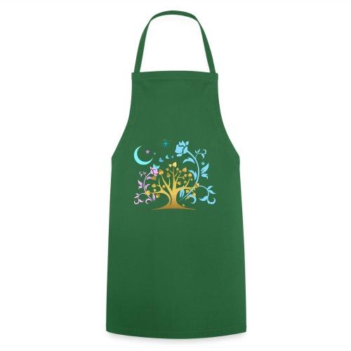 Mystic Tree - Kochschürze