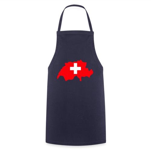 Switzerland - Keukenschort