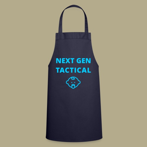 Tactical Baby Boy - Keukenschort
