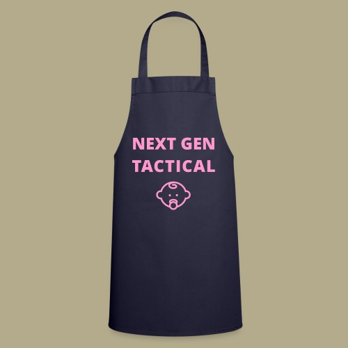 Tactical Baby Girl - Keukenschort