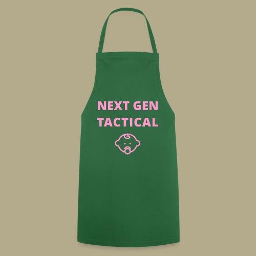 Tactical Baby Girl - Keukenschort