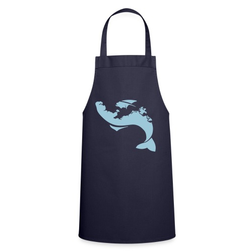 Küstenfisch - Kochschürze