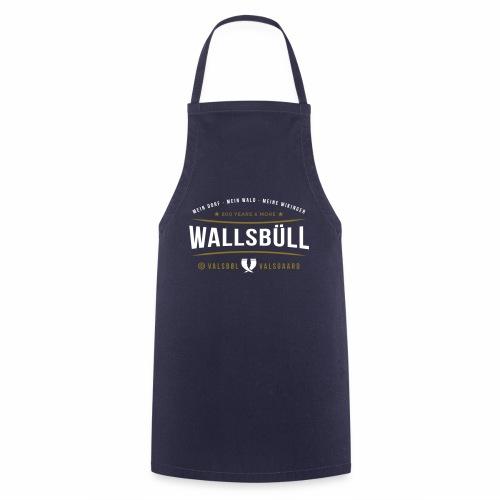 Wallsbüll - mein Dorf, mein Wald, meine Wikinger - Kochschürze