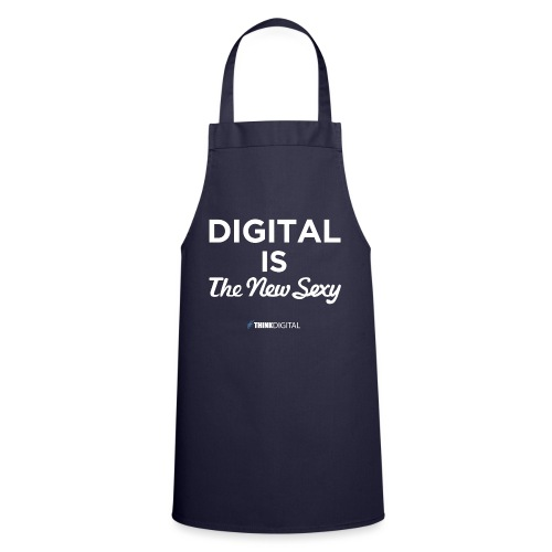 Digital is the New Sexy - Grembiule da cucina
