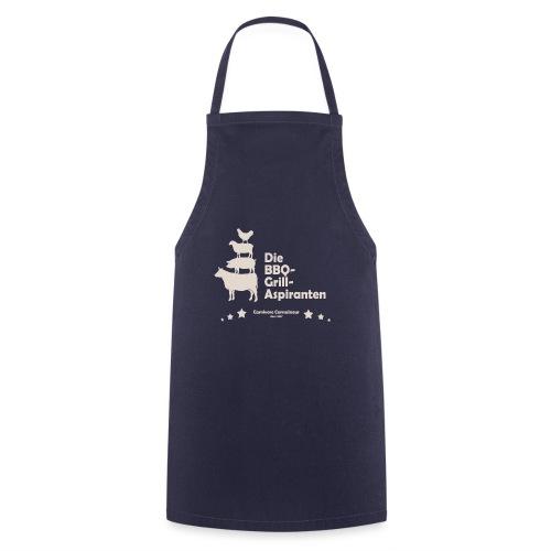 Die BBQ-Grill-Aspiranten - Grill Shirt - Kochschürze