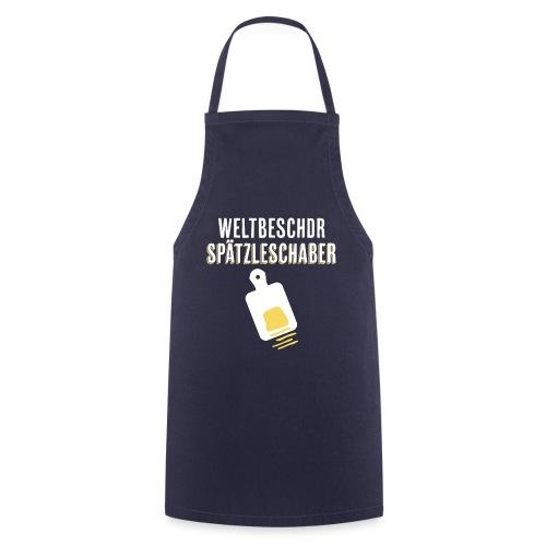 Spätzleschaber schwäbisches Geschenk kochen essen - Kochschürze
