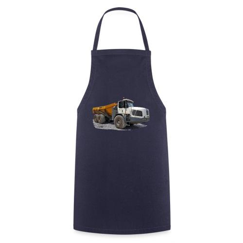 Muldenkipper - Kochschürze