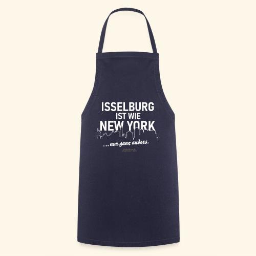 Isselburg 👍 ist wie New York 😁 - Kochschürze
