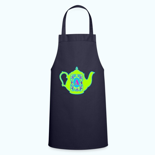 Wonders & Madness Tea Party - Cooking Apron