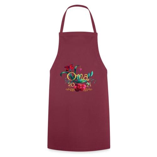 Oma 2021 - Kochschürze