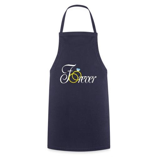 Forever Ringe. Für Immer - Kochschürze