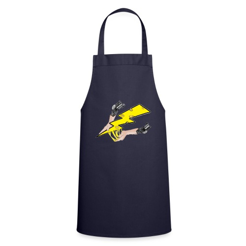 Super Liquid (T-Shirt Super héro) - Tablier de cuisine