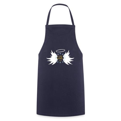 Tablier de cuisine : LOL avec aile ange - Cooking Apron