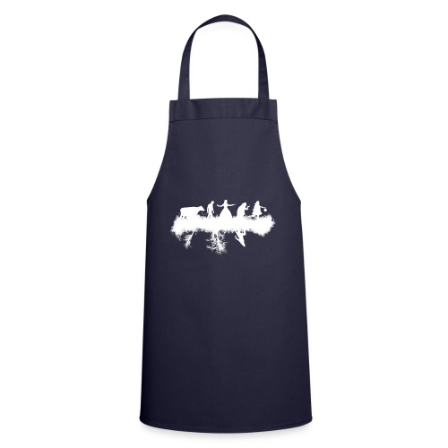 Into The Woods T-Shirt - Cooking Apron
