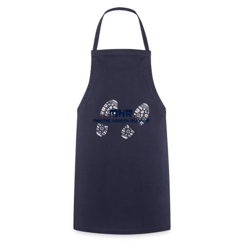 Mentalhealthrunner logo - Cooking Apron
