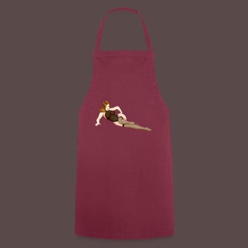 Pinup Lingerie Vargas big - Grembiule da cucina